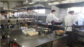 大連400余個學校食堂完成後廚提升