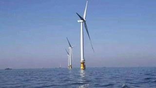 東北地區首個海上風電場全容量並網
