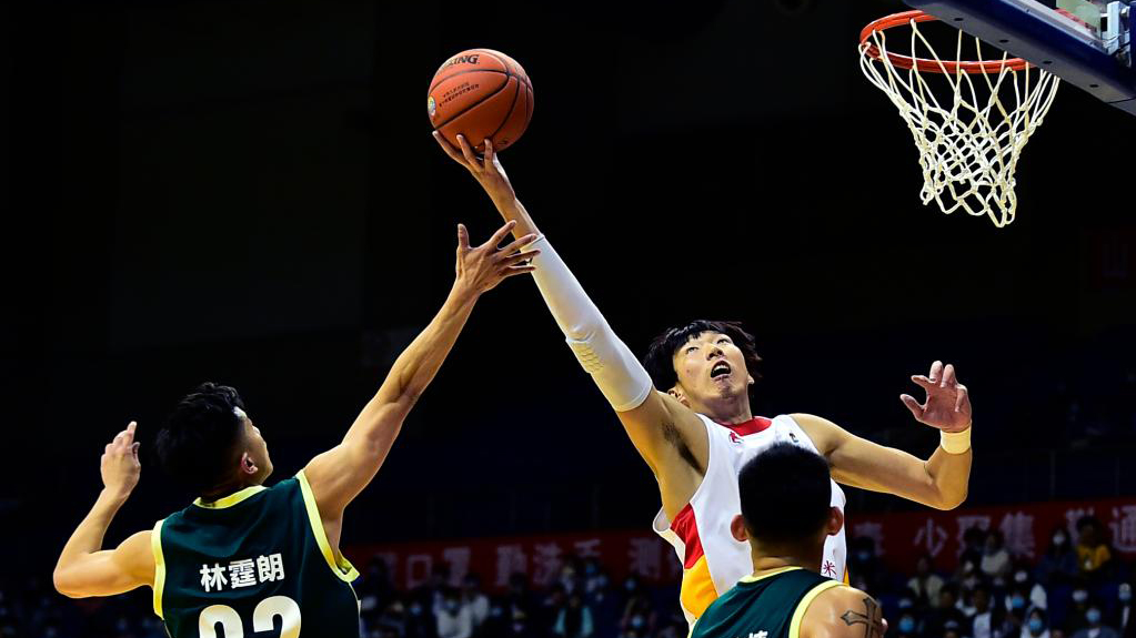 全運會男子U22籃球資格賽:遼寧勝澳門